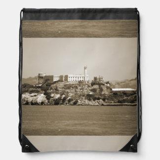 Isla de Alcatraz Mochilas