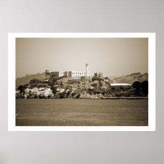 Isla de Alcatraz Posters