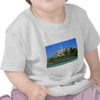 Isla de Alcatraz Camiseta