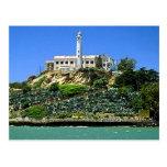 Isla de Alcatraz Postal