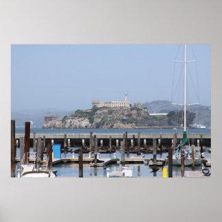 Isla de Alcatraz Póster
