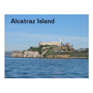 Isla de Alcatraz Postales