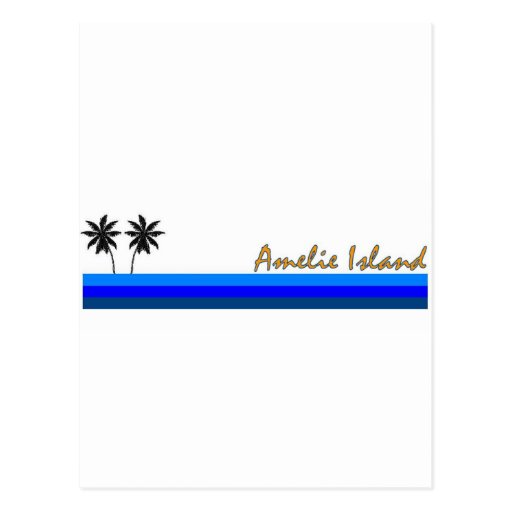 Isla de Amelie, la Florida Postal