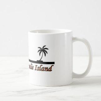 Isla de Amelie la Florida Taza De Café