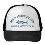 Isla de Ana Maria - diseño de la pesca Gorros