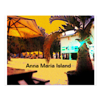 Isla de Ana Maria Postal