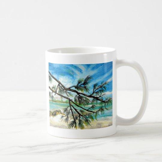 Isla de Andros, Bahamas Taza De Café
