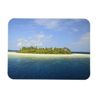 Isla de Baughagello, atolón del sur de Huvadhoo, 3 Iman De Vinilo