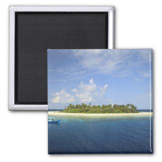 Isla de Baughagello, atolón del sur de Huvadhoo, Iman De Nevera