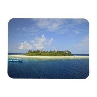 Isla de Baughagello, atolón del sur de Huvadhoo, Iman