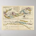 Isla de Bermudas, parte de la isla de Providence Posters