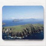 Isla de Blasket, Kerry, Irlanda Tapetes De Ratones