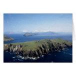 Isla de Blasket, Kerry, Irlanda Tarjetas