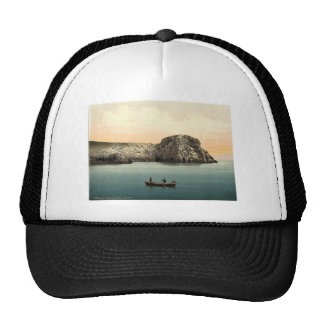 Isla de Busi, cuevas, cl de Dalmacia, Austro-Hungr Gorros Bordados
