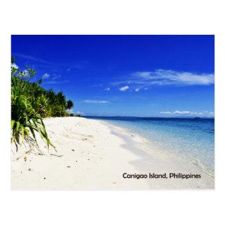 Isla de Canigao Tarjetas Postales