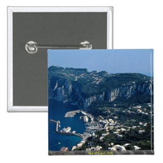 Isla de Capri Italia Pins