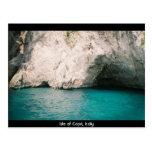 Isla de Capri, Italia Postal