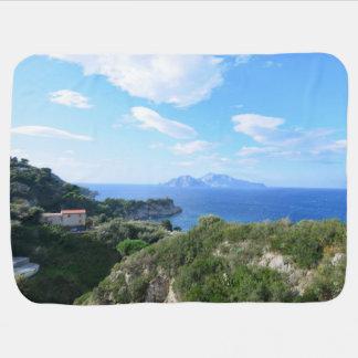 Isla de Capri Mantitas Para Bebé
