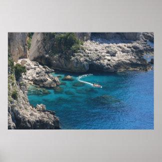 Isla de Capri Impresiones