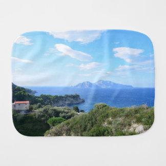 Isla de Capri Paños Para Bebé