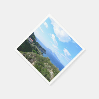 Isla de Capri Servilleta Desechable