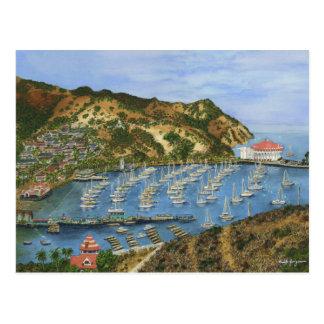 Isla de Catalina, CA - mini impresiones del Tarjetas Postales