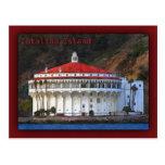 Isla de Catalina, casino Postal