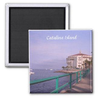 Isla de Catalina Imán Cuadrado