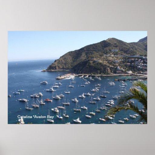 Isla de Catalina Posters
