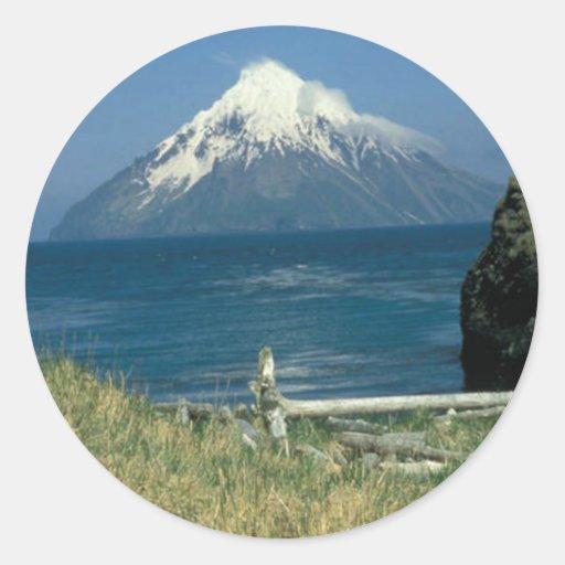 Isla de Chagulak Pegatinas