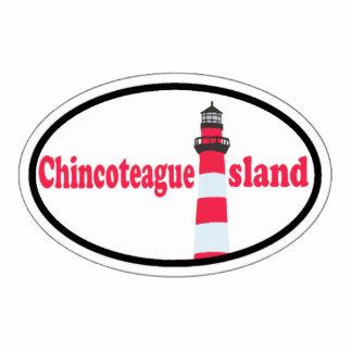 Isla de Chincoteague Fotoescultura Vertical