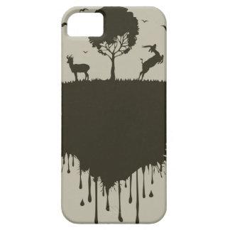 Isla de ciervos funda para iPhone SE/5/5s