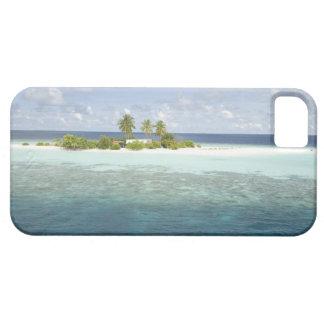 Isla de Dhiggiri, atolón del sur de Ari, los Funda Para iPhone 5 Barely There