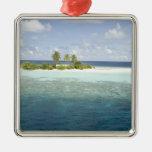 Isla de Dhiggiri, atolón del sur de Ari, los Maldi Ornamento De Reyes Magos