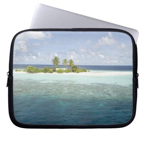 Isla de Dhiggiri, atolón del sur de Ari, los Maldi Fundas Ordendadores