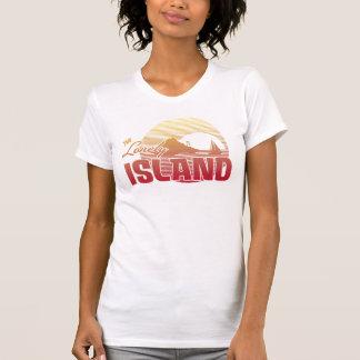 Isla de Dookie - color Playera