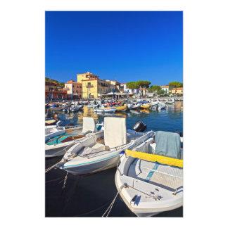 Isla de Elba - Marina di Campo Fotografia