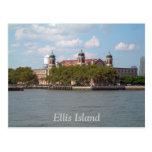 Isla de Ellis Postal