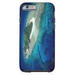Isla de Eori, islas de Mamanuca, Fiji - antena Funda De iPhone 6 Tough