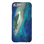 Isla de Eori, islas de Mamanuca, Fiji - antena Funda Para iPhone 6 Barely There