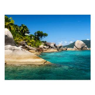 Isla de Felicite Postales