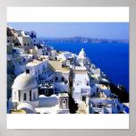 isla de Grecia Poster