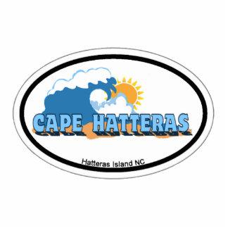 Isla de Hatteras Escultura Fotografica