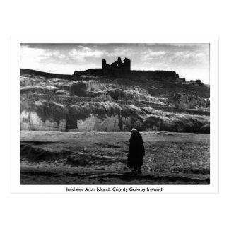 Isla de Inisheer Aran, Co. Galway Irlanda Tarjetas Postales