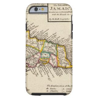 Isla de Jamaica Funda Para iPhone 6 Tough