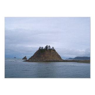 """Isla de James Invitación 5"""" X 7"""""""