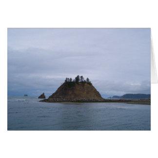 Isla de James Tarjeta De Felicitación