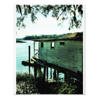 Isla de la casa barco de la esperanza cojinete