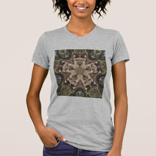 Isla de la estrella del pen¢asco camiseta