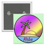 Isla de la hawaiana pins
